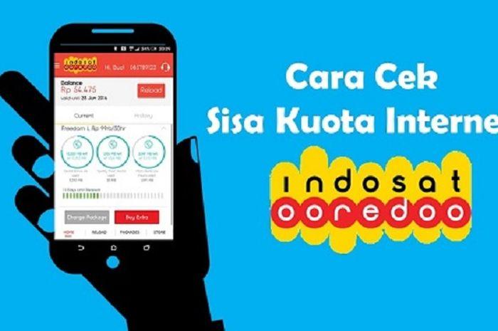 Cara Mengecek Kuota Indosat Ooredoo Im3 Mudah Koinx Id